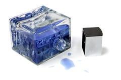 разленная жидкость Стоковые Фотографии RF