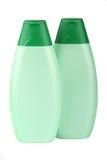 разливает косметики по бутылкам Стоковая Фотография RF