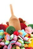 различная конфеты цветастая Стоковое Фото