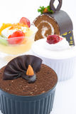 Различно тортов стоковые фотографии rf