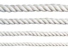 Различные веревочки Стоковые Изображения RF