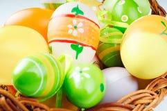 различные восточные типы яичек Стоковое Изображение