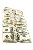 различные доллары примечаний Стоковая Фотография