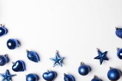 Различные игрушки рождества Стоковая Фотография