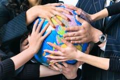 различные люди Стоковая Фотография RF