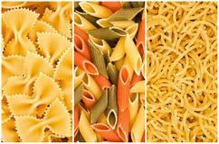 различные макаронные изделия видов Стоковые Изображения RF