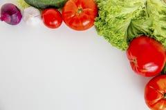 различные свежие овощи Стоковые Изображения