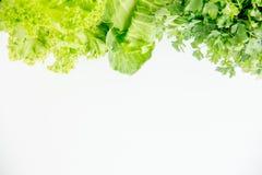 различные свежие овощи Стоковые Фотографии RF