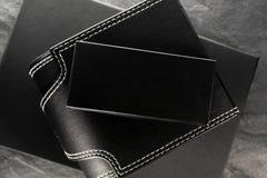Различные упаковывая коробки для подарков, черной пятницы Стоковое Изображение RF
