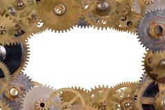 различные установленные шестерни Стоковые Изображения RF