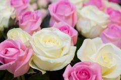 Различные цветки в букете Стоковая Фотография RF