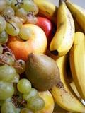 различный ворох плодоовощей Стоковая Фотография RF