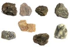 Различный камень для индустрии стоковые изображения rf