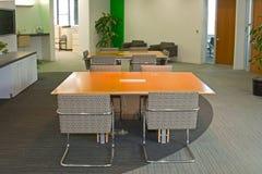 размеры офиса стоковое изображение