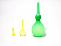 Размер 2 клизмы lquid соляной Стоковое Изображение