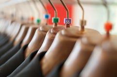 размер 55 одежд Стоковые Фото