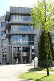 Размещайте штаб Gerry Weber, текстильная промышленность, Галле, Германия Стоковая Фотография RF