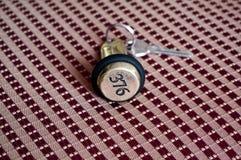 Размещещние, туризм Ключ комнаты 376 Стоковое фото RF