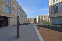 Размещещние Eddington северо-западный Кембридж студента Стоковое фото RF