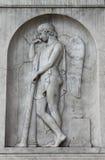Размышлять ангел стоковое фото