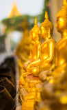 Размышлять Будда Стоковое Изображение RF