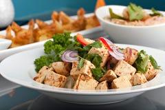 разнообразие еды тайское Стоковая Фотография