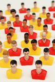 Разнообразие команд людей стоковые фото