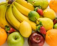 Разнообразие плодоовощ Стоковые Фотографии RF