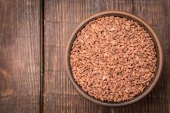 Разнообразие риса зерна Брайна Стоковые Фото