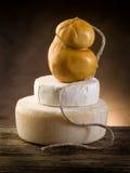 разнообразие сыра Стоковое Изображение