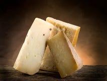 разнообразие сыра Стоковая Фотография