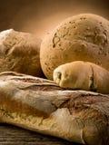разнообразие хлеба Стоковое Изображение