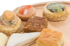 Разнообразие хлебопекарня Стоковые Изображения RF