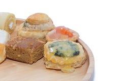 Разнообразие хлебопекарня Стоковая Фотография