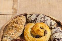 Разнообразие хлебопекарня Стоковое Фото