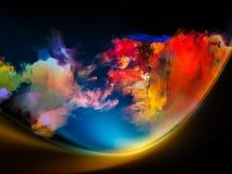 Разнообразие цветов Стоковое Изображение RF