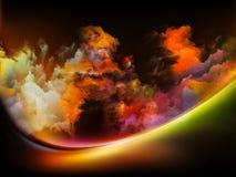 Разнообразие цветов Стоковая Фотография