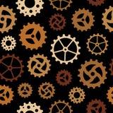 Разнообразие шестерней Стоковое Фото