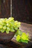 Разнообразия виноградины пальцев дам в коричневом цвете Стоковые Фотографии RF