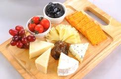 Разнообразия сыра Стоковое фото RF