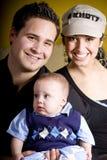 разнообразная семья Стоковое фото RF