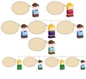 разнообразность диаграммы организационная иллюстрация вектора