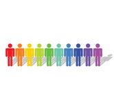 разнообразность Стоковая Фотография RF