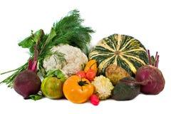 разносторонние овощи Стоковое Изображение RF