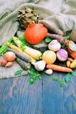 разные виды овощи Стоковая Фотография