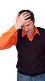 разочарование Стоковое фото RF