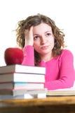 разочарованный студент Стоковая Фотография RF