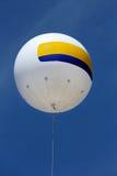 Разрекламируйте воздушный шар Стоковая Фотография