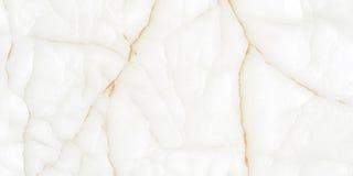 Разрешение белой мраморной текстуры высокое Стоковая Фотография RF