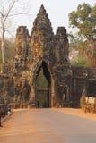 Разрешение Angkor Thom tuks мотоцилк и Tuk Стоковая Фотография